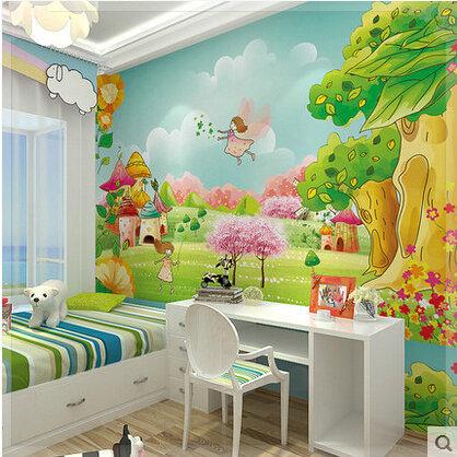 Modern 3d mural self adhesive wallpaper photo murals for for Room decor 3d self adhesive wallpaper