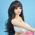 Rifrano sex toys 135cm silicone sex doll male for adult lifelike sex dolls for anal vagina