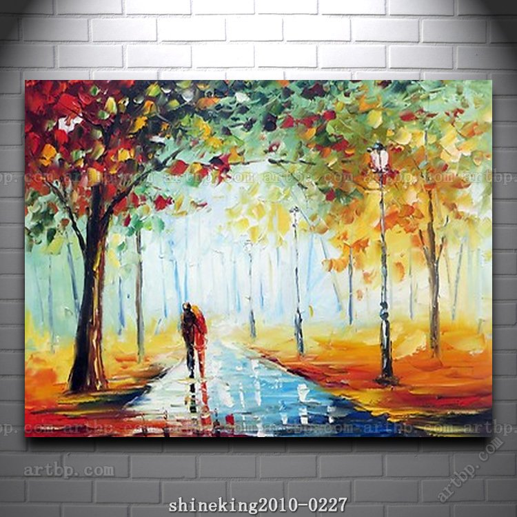 Vintage g a alicdn kf HTBRYoIVXXXXcBXXXXqxXFXXXt colorful Palette Knife oil painting on canvas modern flower painting floral canvas wall art wall hand