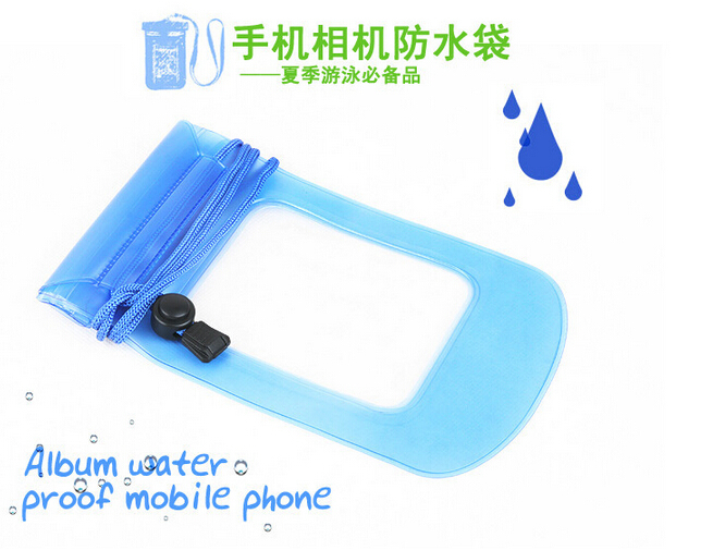 PVC Waterproof Phone Case Underwater Bag Pouch Dry Iphone 4/5S Samsung S2/S3 money camera - Find Me Catalog store