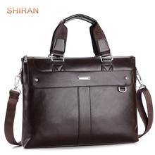 Men Bag 2015 Men's Briefcase, Genuine Business Leather Shoulder Bags, Quality Brand Handbags, Tote Bag For Man