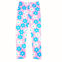 Delicate 2016 Fashion Cute Children Kids  Kids Baby Girl Stretch Render Children Trousers Tenths pants Leggings  Ju22(China (Mainland))