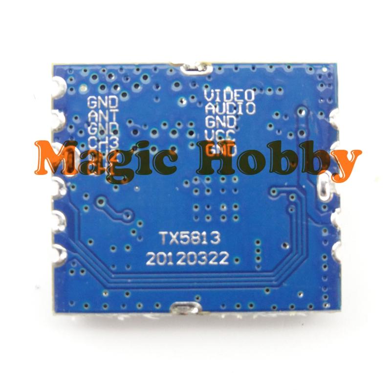 TX5813 5.8g 10mw MINI fpv video transmitter Module(China (Mainland))