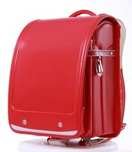 2016 hot sell newest fashion japanese pu randoseru fit for kid student can put in A4 paper backpack(China (Mainland))