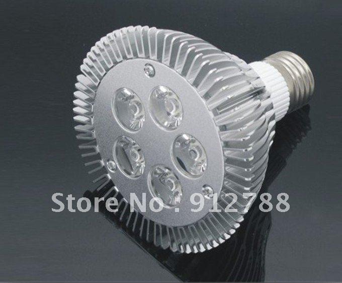 12X HOT Sale Dimmable Hi Power CREE 5X2W PAR30 LED Light E27 E26 GU10 Bulb 10W 110V/220V(China (Mainland))