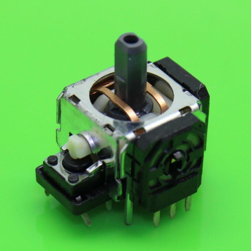 10pcs Black Original 3D Analog Sixaxis Rocker Joystick Module For PS3 /PS3 Slim Controller Replacement Repair Parts(China (Mainland))