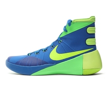 Original NIKE men's basketball shoes 749562-600-473 Autumn models sneakers free shipping