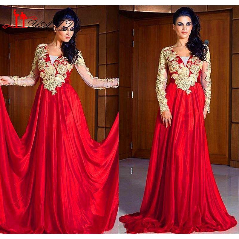 Traditional Evening Dresses - Prom Dresses 2018