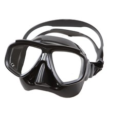 High quality Low volume freediving mask Tempered glass lens scuba diving mask Myopia lens snorkel mask for adult nearsight diver(China (Mainland))