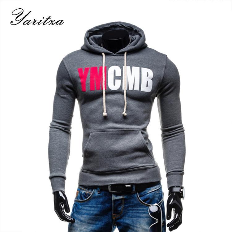 Men Sports Hoodies Casual Sweatshirts Men Cotton Hooded Letter Printed Sport Suits Hoody Sweatshirts Men assassins creed moleton(China (Mainland))