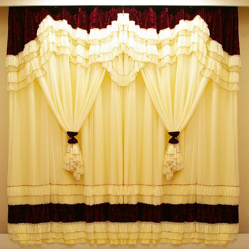 Wedding Luxury Curtains Modern Curtain Curtains For Living Room Cortinas Para Sala De Estar Lace