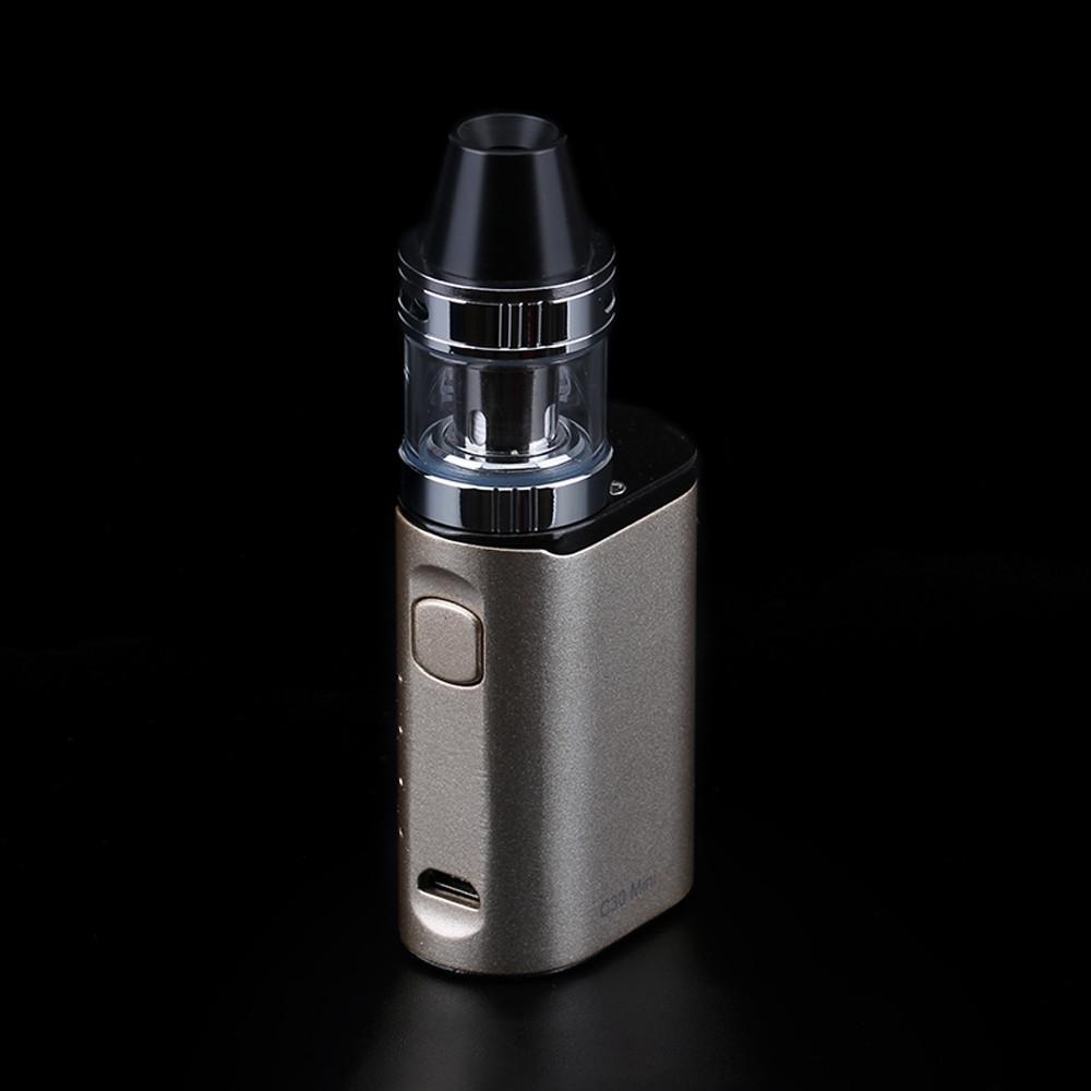 Original ECT C30 Mini Kit Top filling Kenjoy Met 2ml Atomizer Built-in 1200mAh Battery vaporizer Box Mod Electronic Cigarette