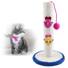 HOT Cat Climbing  Scratch Board Funny Cat Toys Big Cat Tree (41*24*7)(China (Mainland))