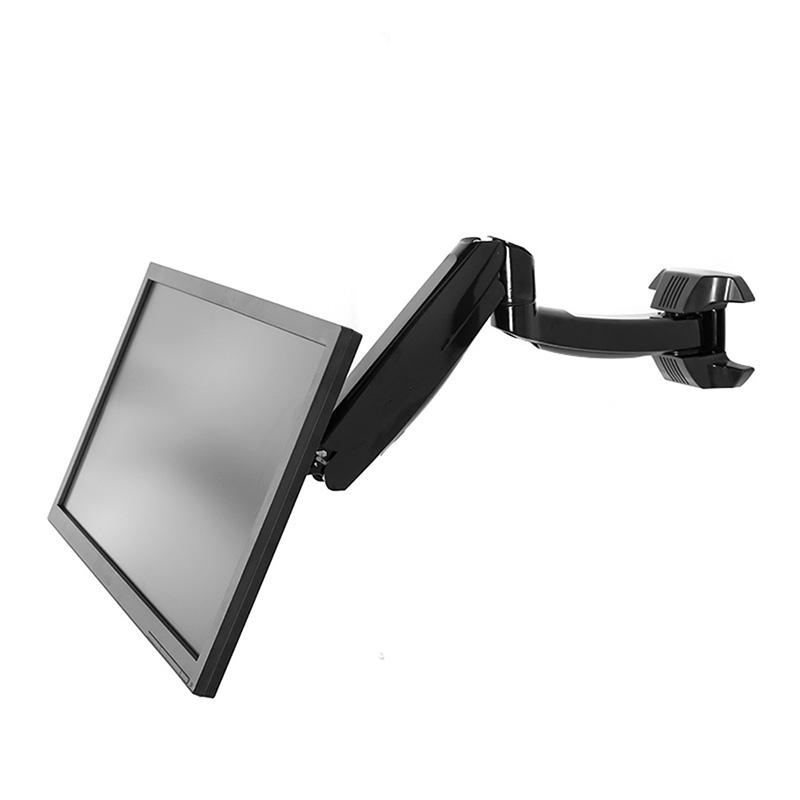 halterung einstellbare computer versenkbare dreh monitorhalterung tv