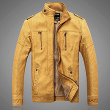 2014 according to known high-end fashion casual washed leather collar thickened factory wholesale shop a generation of fat(China (Mainland))