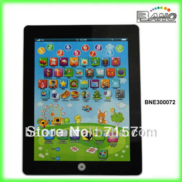 Newest Ipad Kids English Learning Machine BNE300072
