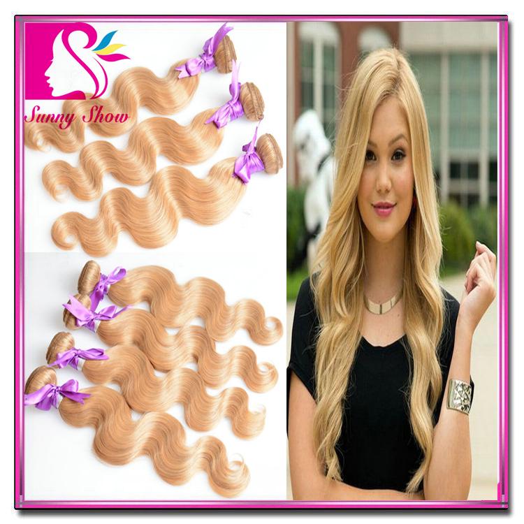 malaysian body wave human hair extensions virgin malaysian hair weave 4 bundles honey blonde malaysian hair 100g/pc 10-26 inch<br><br>Aliexpress