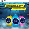 YQT IP68 Super Waterproof Kid GPS watch Tracker Watch GPS GSM Wifi Positioning Kids Smart Watch