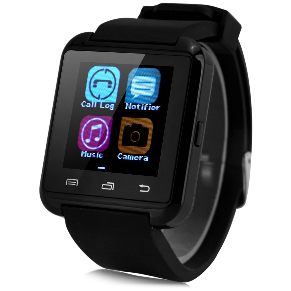 2016 Original U8 Smartwatch Bluetooth Mobile Watch Passometer Touch Screen Smartphone Answer and Dial Phone Wrist Watch(China (Mainland))