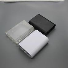 1pcs Raspberry Pi Model B Plus & Raspberry Pi 2 Black Case Cover Shell Enclosure Box ABS box(Send only one color)(China (Mainland))