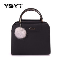 Buy YBYT brand 2017 new vintage casual PU leather women handbags hotsale ladies small shopping bag shoulder messenger crossbody bags for $11.61 in AliExpress store
