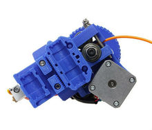 New Prusa Mendel 3D Printer Extruder GT4 with Stepper Motor GT036 Nozzle Size0 3 0 35