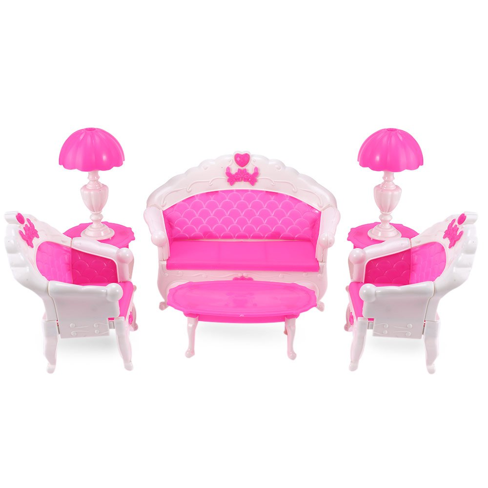Online get cheap plastic dollhouse furniture sets for Get cheap furniture