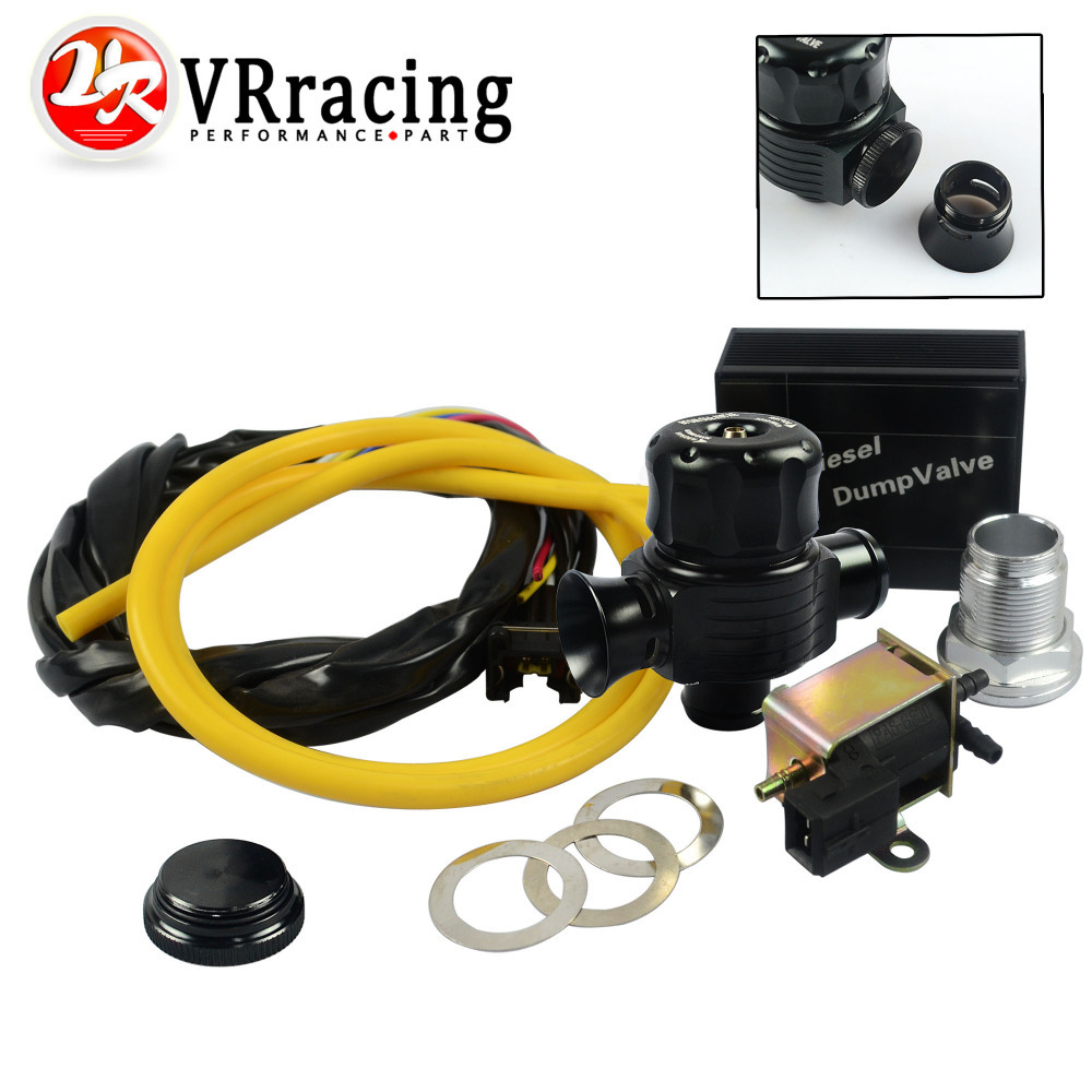VR Racing Store- ElectrIcal Diesel Blow Off Valve/Diesel Dump Valve/Diesel double Blow off valveBov For VW Jetta A3 A4 JR5014W(China (Mainland))
