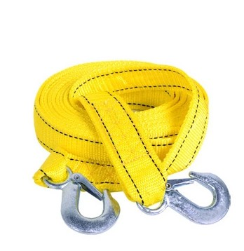 Fluorescence car tow rope with traveling by essential automotive supplies Specials(China (Mainland))