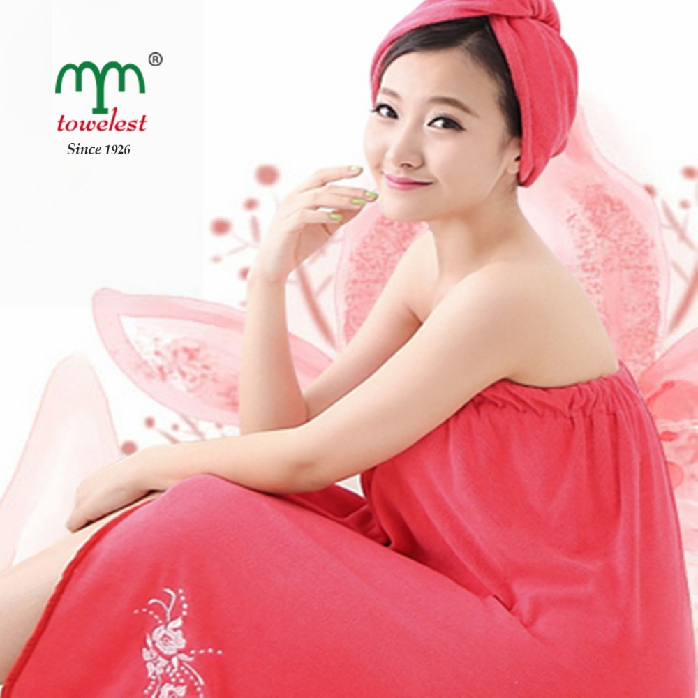 2016 MMY Brand Microfiber Bath Wrap Solid toalla microfibra Quick Drying Salon towels Spa Wrap Towels with Hair Wrap Turban(China (Mainland))