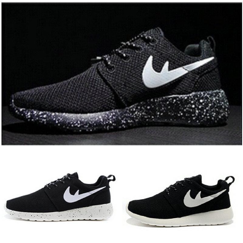 Free shipping 2015 new women men sneakers roshelis run zapatillas walking sports shoes for women men running shoes size 36-44(China (Mainland))