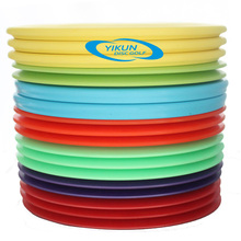 Professional Disc Golf  Tiger Line Misprint Slightly Flaw Four Pieces 2 Mid-range 2 Driver Random Colors And Brand(China (Mainland))