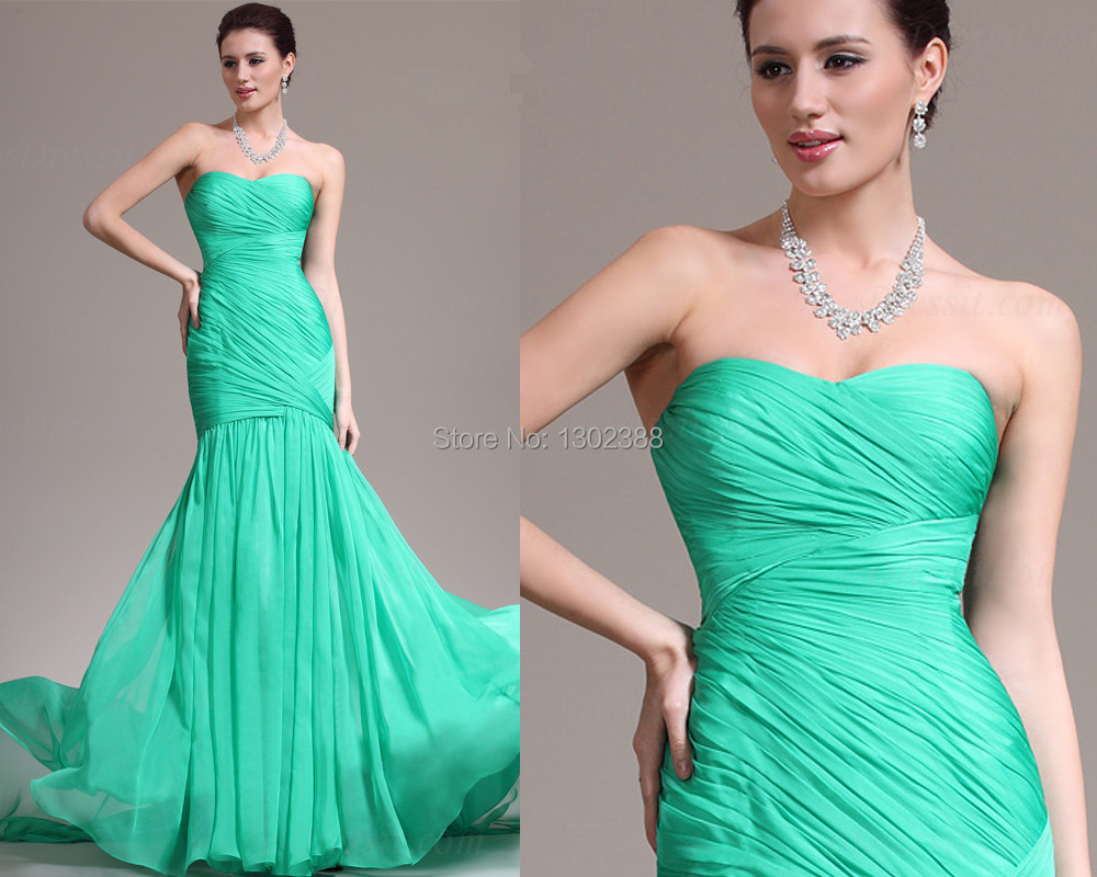Turquoise Prom Dresses 2015 | gorgeous ombre prom dresses