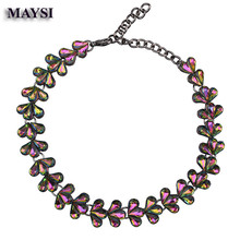 Buy new choker fashion bib torques necklace collar Necklaces & Pendants bib maxi statement Necklaces women choker nc for $6.43 in AliExpress store