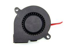 Lear CNC – 12V 50mmx15mm Blower Fan for RepRap RAMPS Prusa Mendel 3D Printer