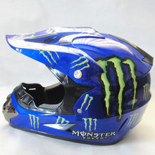 Free of charge goggles and gloves Cross helmet motorcycle helmet full face helmet of off-road racing helmet(China (Mainland))