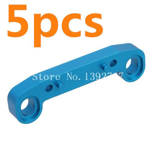 Wholesale 5Pcs/Lot HSP 860018(760018) 60022N Upgrade Parts Front Upper Suspension Holder For 1/8 RC Model Car Baja(China (Mainland))