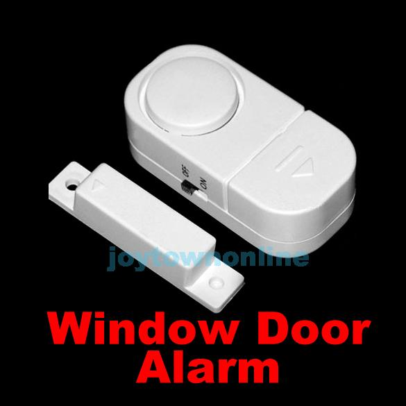 Wireless Home Security Alarm Systems Door Window Entry Burglar Alarm Safety Security Guardian Protector #1JT(China (Mainland))