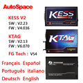 No Tokens Limited KTAG V2 13 KESS V2 V2 23 FGTech V54 Galletto 4 Master ECU