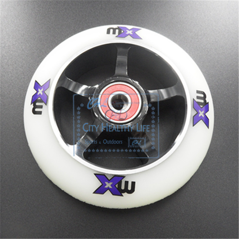 Online Buy Wholesale 100mm scooter wheels from China 100mm