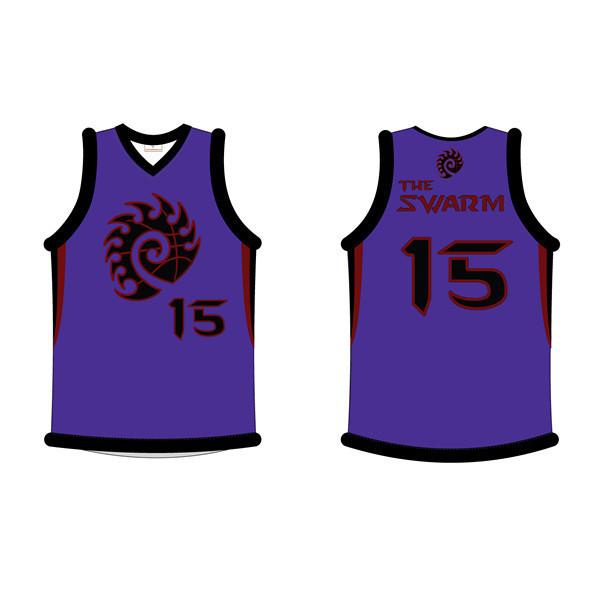 Free shipping 2015 high-tech blank Basketball Jersey can Custom