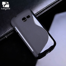Buy Sline TPU Silicone Phone Cases Samsung Galaxy Star Plus Pro Case S7262 S7260 GT-S7262 i679 4.0 inch Cover Bags Shell for $1.98 in AliExpress store