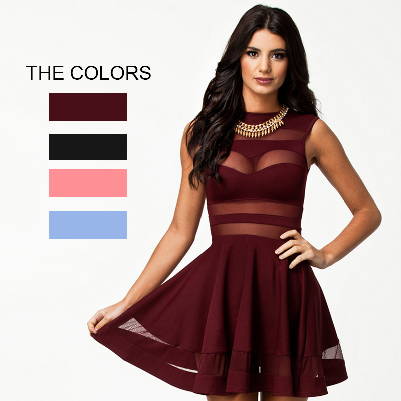 Maroon Short Prom Dresses