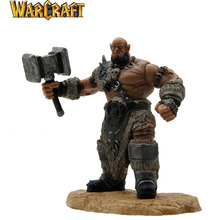 Ogrim Doomhammer Action Figure 1/8 scale painted figure Variant Ogrim Doomhammer Doll PVC ACGN figure Toy Brinquedos Anime 15CM