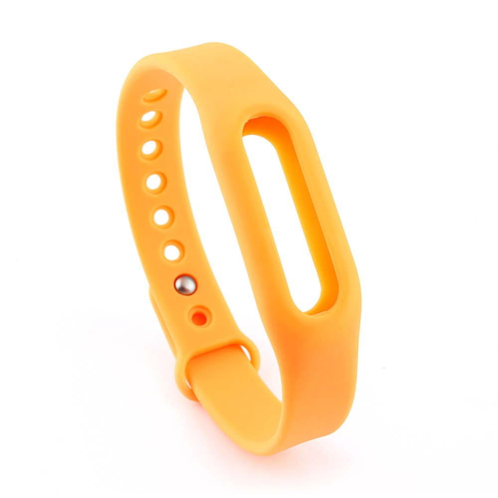 image for Colorful Replace For Xiaomi Mi Band Smart Wristband Silicone Belt Stra