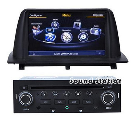 for citroen c3 picasso 2010 2011 2012 2013 touch screen auto car cd dvd radio stereo gps. Black Bedroom Furniture Sets. Home Design Ideas