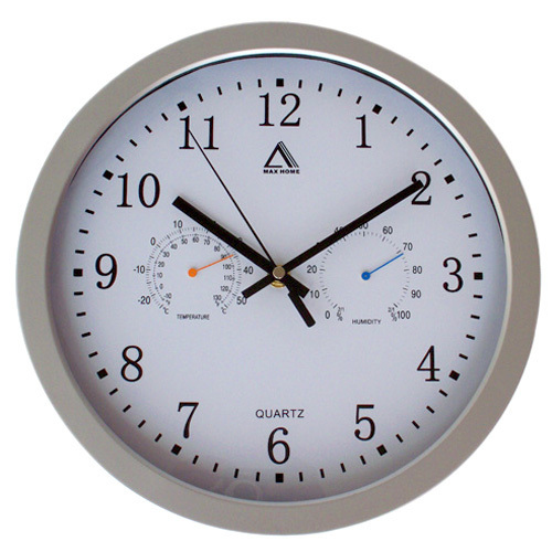 M52 cheap wall clock High-grade shell silent movement (without tic tac sound)