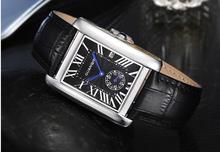 2015 GUABQIN de cuarzo resistente al agua cronógrafo cronómetro a la moda relojes para hombres relojes de