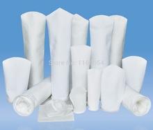 "5pcs 150x550mm Industrial pocket Filter Sock Bags 1-200um micron mesh PP/PE 6""x20""(China (Mainland))"