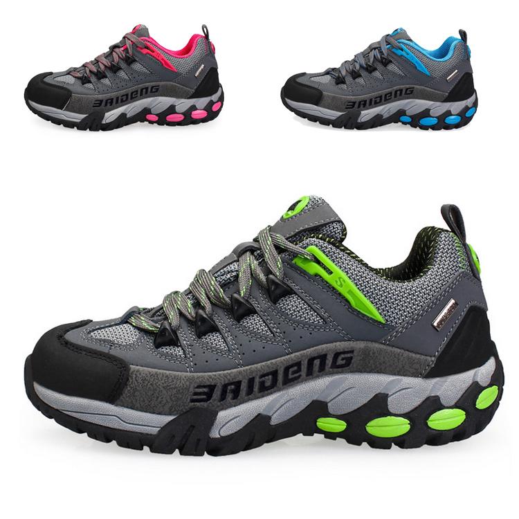 Womens Waterproof Hiking Shoes Stylish